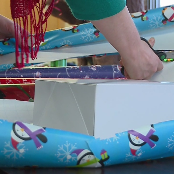 Businesses, colleges donate 'experience' gifts for foster children, new families