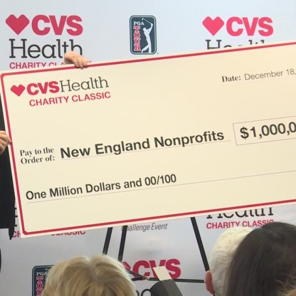 CVS Health Charity Classic donates $1 million to local charities