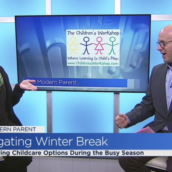 Exploring childcare options for winter break