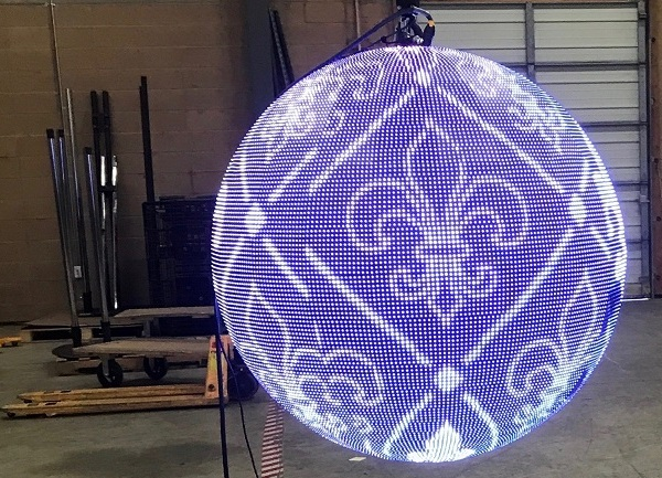 Providence to get it's own LED ball for NYE