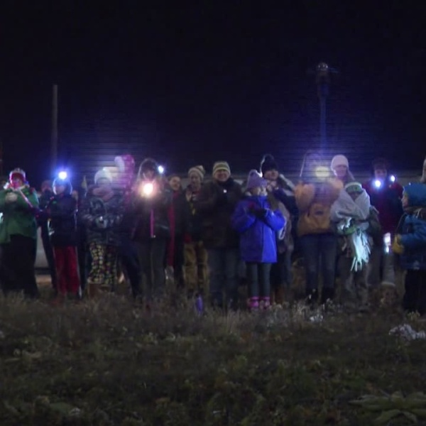 'Good Night Lights' celebrates third year with special celebration