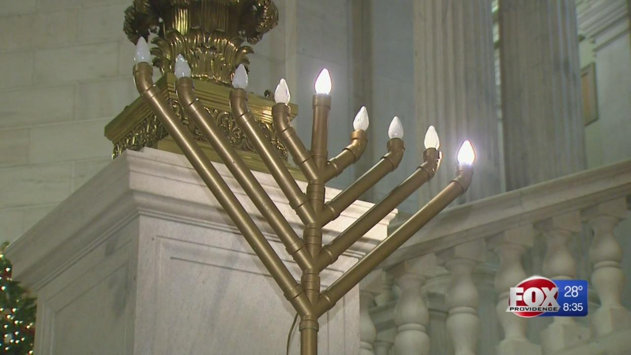 Hanukkah Begins This Weekend