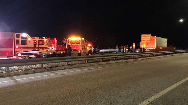 Multi-vehicle crash leads to DUI arrest