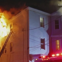 New Bedford fire