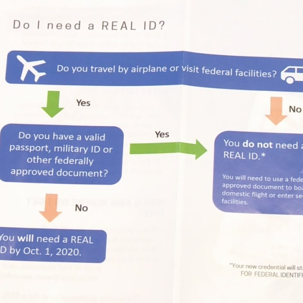 Rhode Island begins Real ID Program