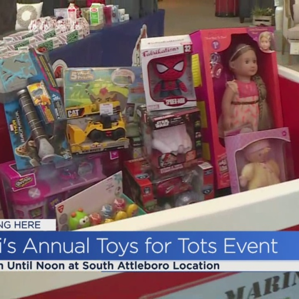 CARDI'S TOYS FOR TOTS_601923