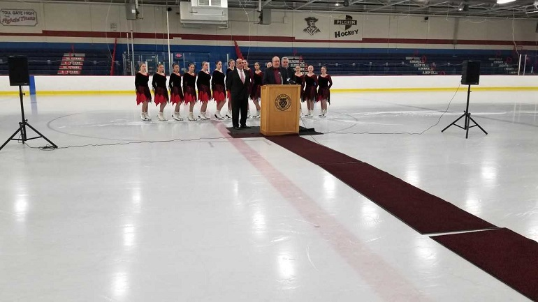 warwick synchronized skating newser