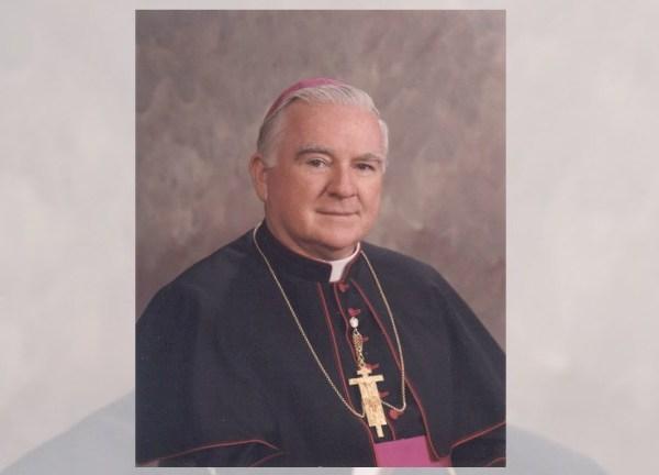 Providence Bishop Emeritus Robert Mulvee