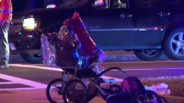Child killed, four-others hurt after being struck by car