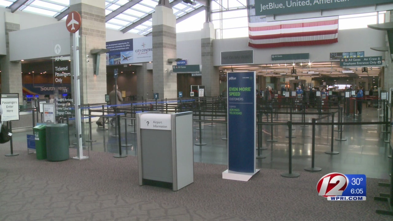 Business as usual: TSA attendance up at TF Green despite shutdown