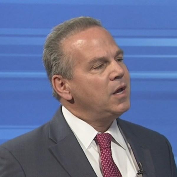 Cicilline talks government shutdown