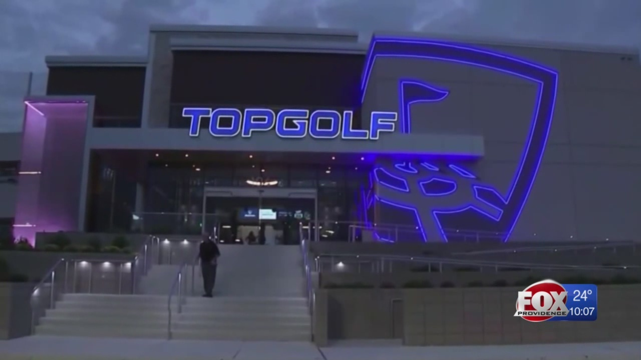 Cranston City Council approves zoning change for new Topgolf facility