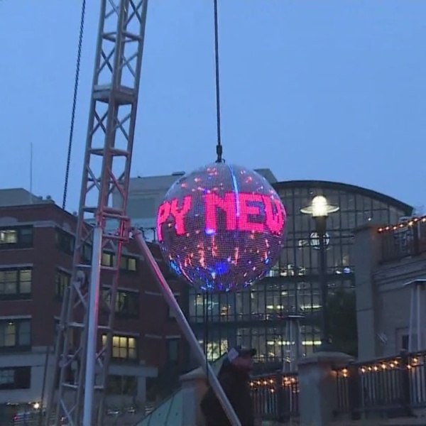 Despite rain, Providence set to hold first-ever ball drop