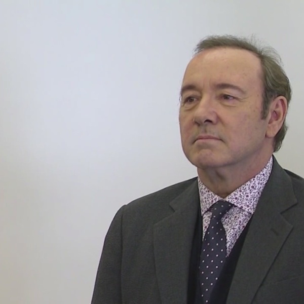 Kevin Spacey ordered to stay away from accuser
