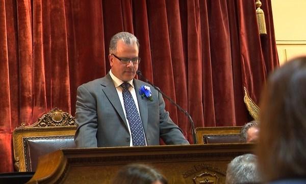 Mattiello, Ruggerio re-elected to leadership posts