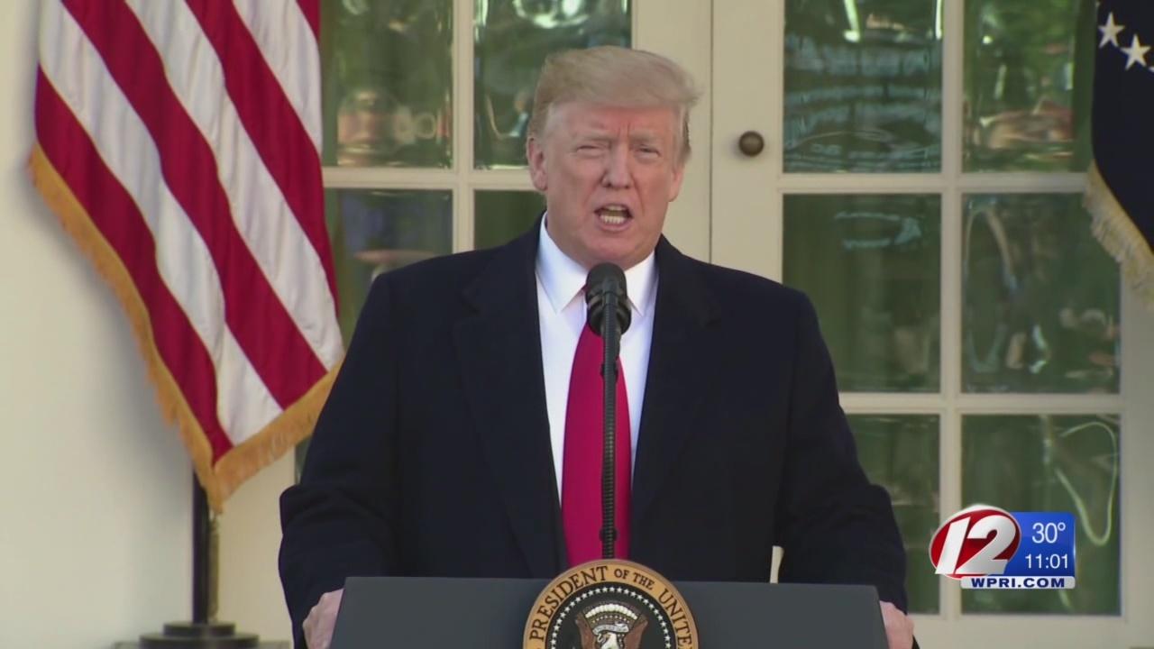 Trump signs bill ending longest shutdown in US history