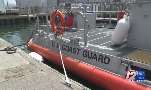 Warwick Coast Guard family frustrated with government shutdown
