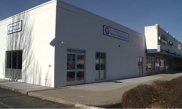 Woonsocket DMV to move; new location opens Jan. 14