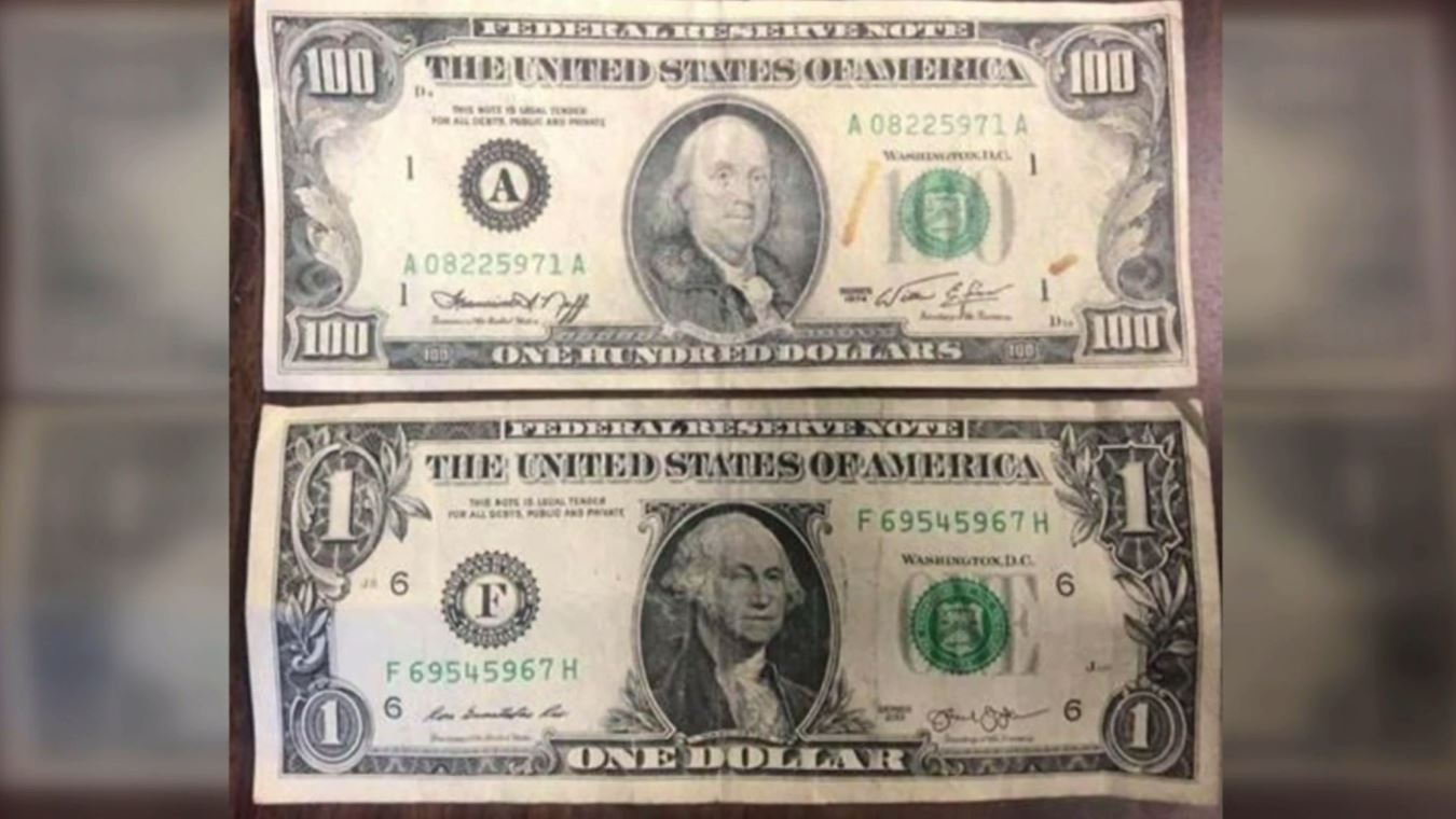 Police Searching for Counterfeit Money Suspects