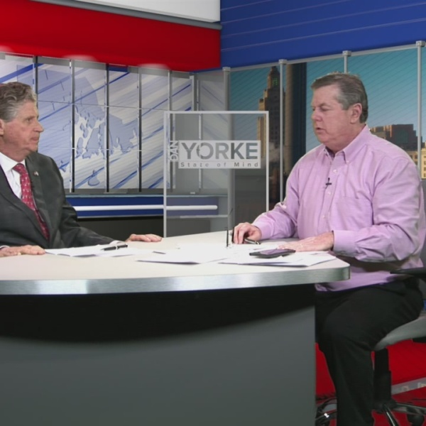 1/30: Lt. Governor Dan McKee talks Newport gas situation on State of Mind