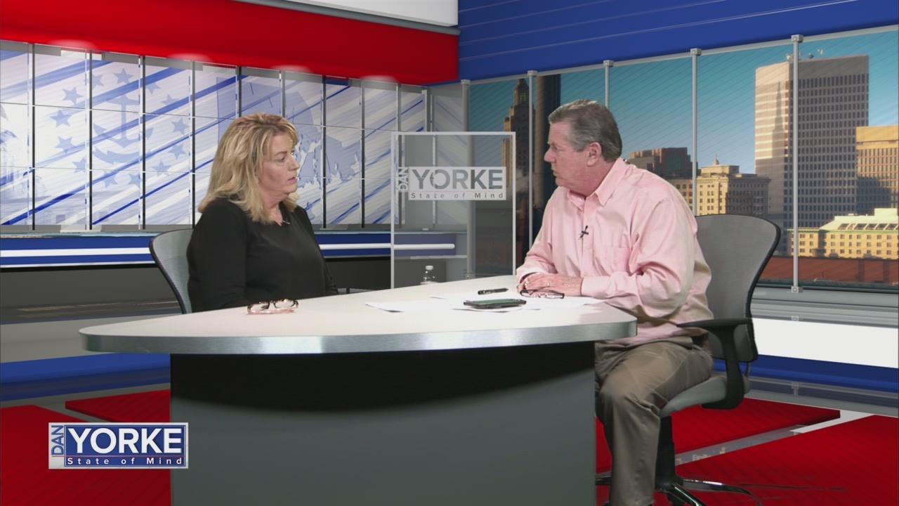 2/5: Providence Teachers Union President Maribeth Calabro talks teacher absenteeism on State of Mind
