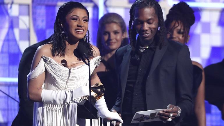61st Annual Grammy Awards - Show_1549875009046