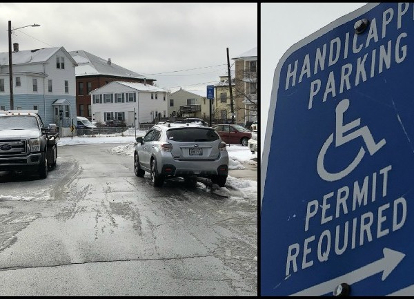 Call 12 for Action helps resolve Providence parking dispute