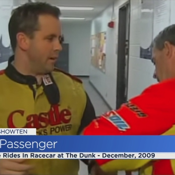 Celebrating Ten Years: RS Throwback - Patrick Little Races at The Dunk