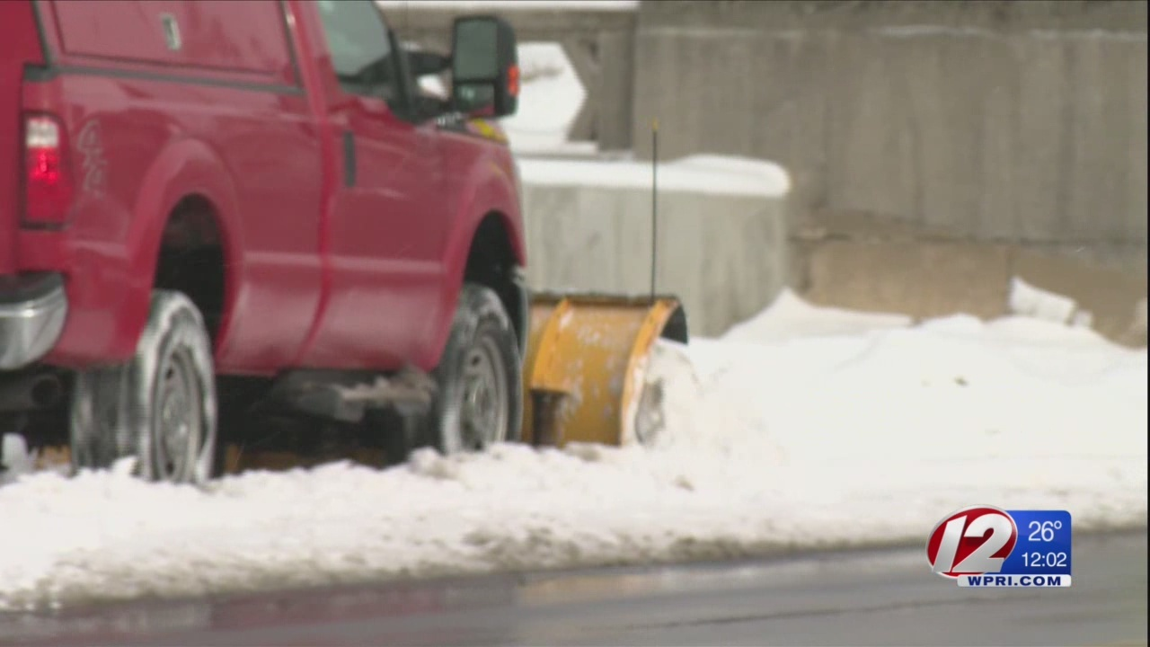 Driving Conditions Improve as Crews Work to Clear Roadways
