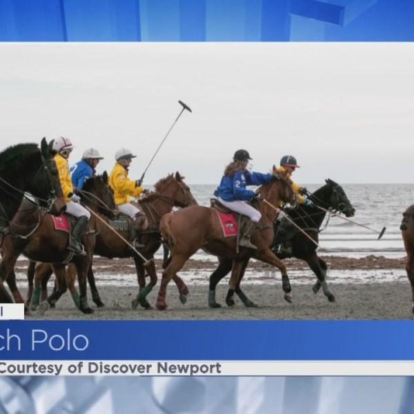 Eye on RI: Polo heads to the beach
