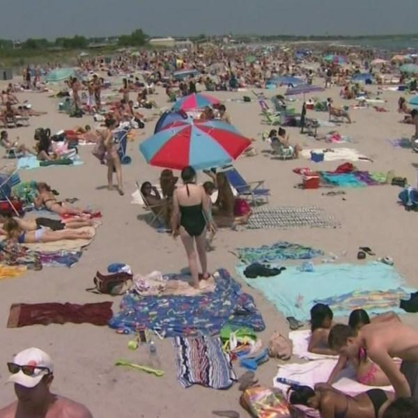 Gov. Raimondo introduces plan to preserve state beaches, parks