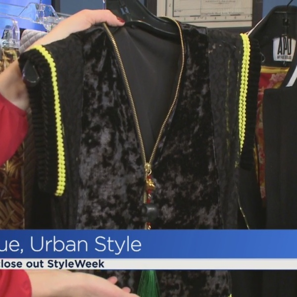 Local designer to close out StyleWeek
