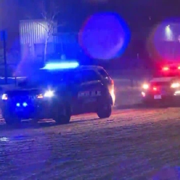 Police Respond to Numerous Crashes During Wintry Weather