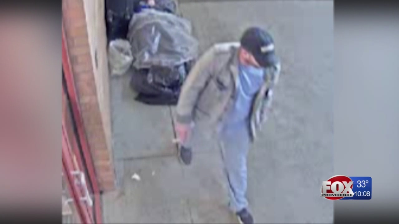 Police looking for man suspected of stabbing homeless woman