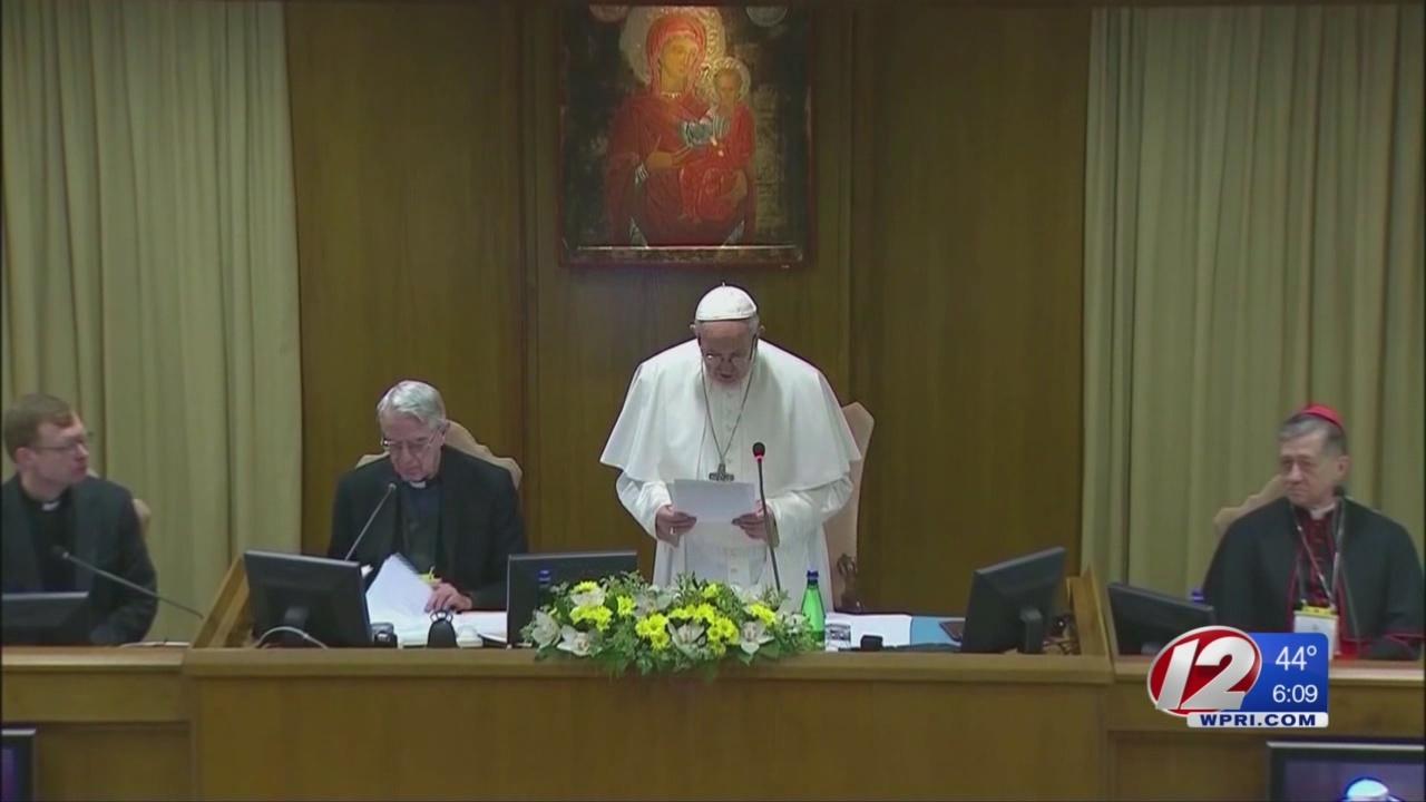 Rhode Island faithful watching Catholic sex abuse summit closely