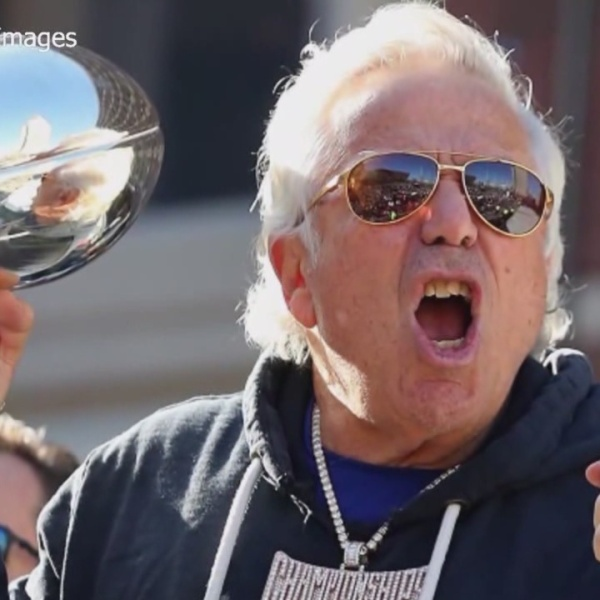 Summons: Kraft visited spa for sex on day of AFC Championship