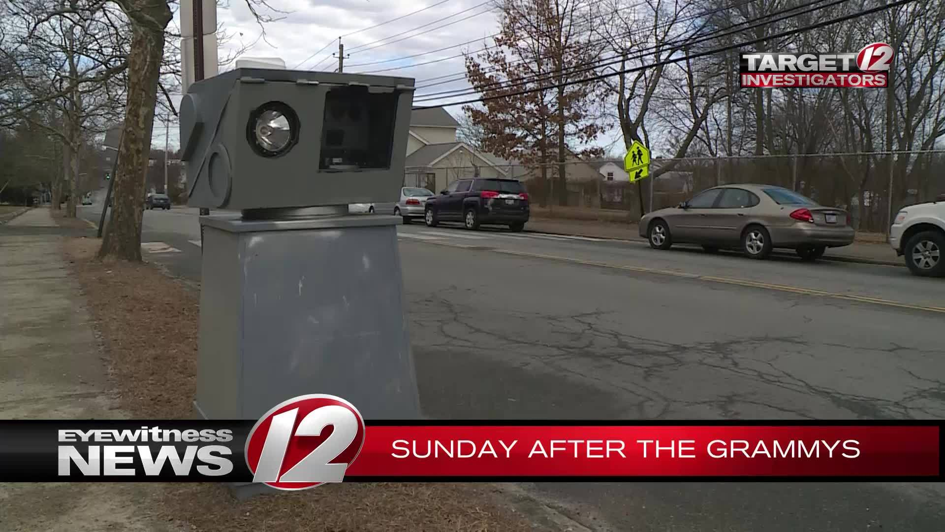 TARGET 12: Speed Camera Controversy