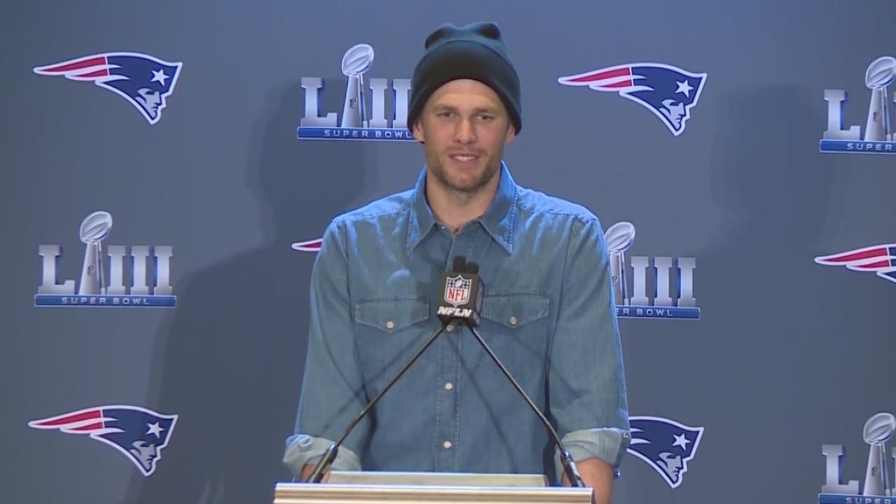 Tom Brady talks winning past Big Games