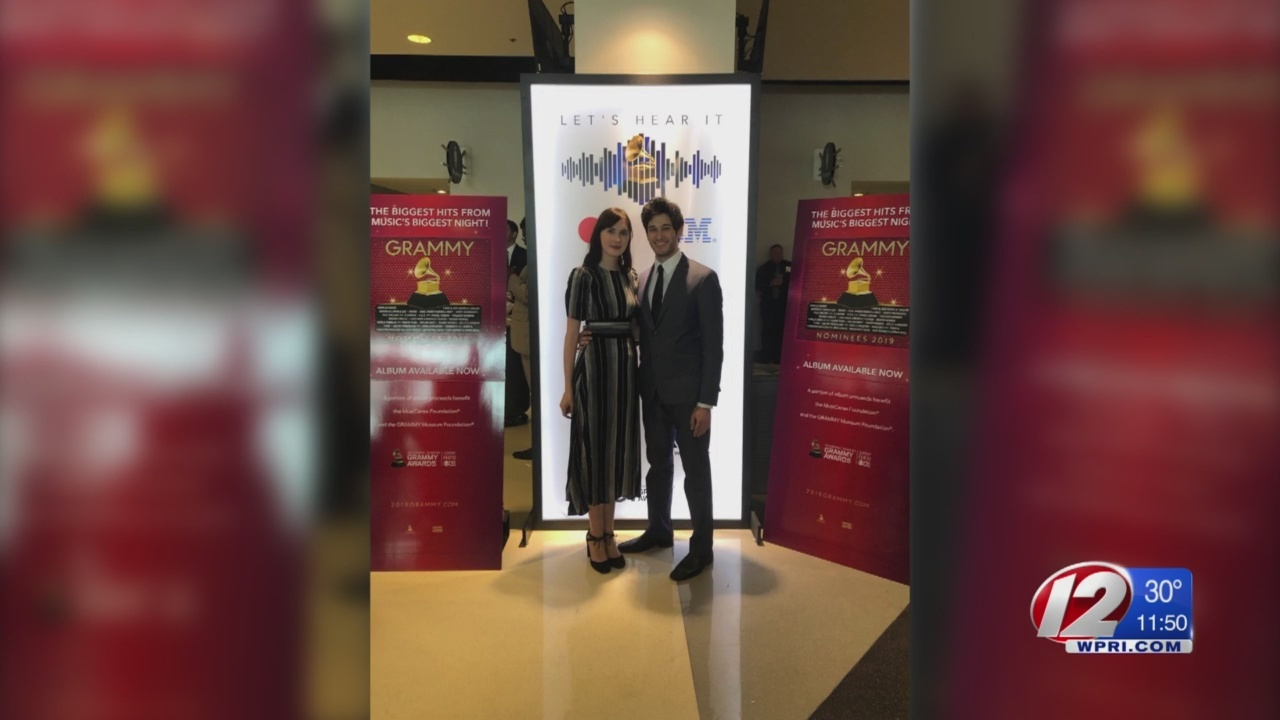 Two Rhode Island natives at Sunday's Grammy Awards