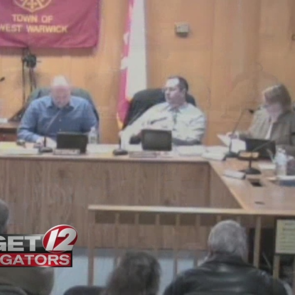 West Warwick appoints convicted felon to pension board