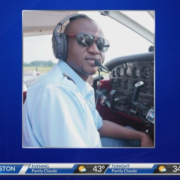 Wife of flight instructor killed in crash says he loved flying