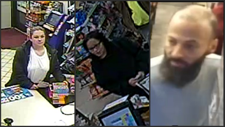 Fall River theft suspects