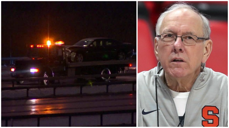 VIDEO NOW: Syracuse Coach Involved in Deadly Pedestrian Crash