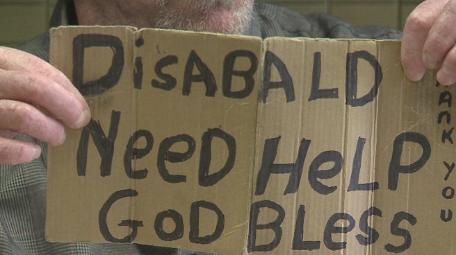 Panhandler sign_237176
