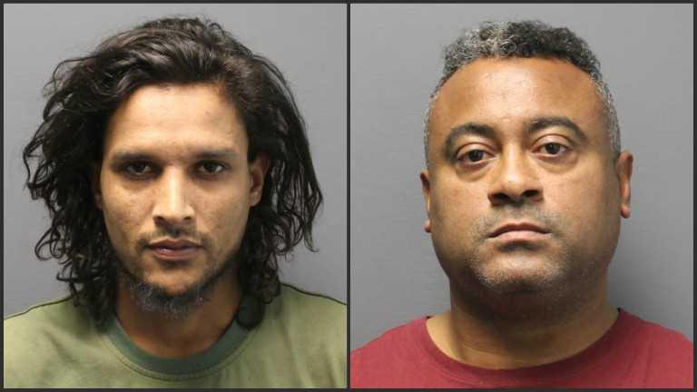 Pawtucket illegal dumping suspects