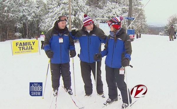 Skiing at Wachusett_72277