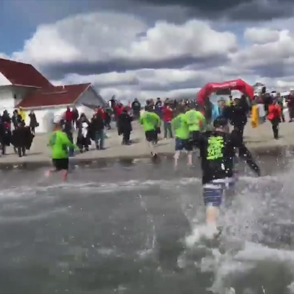 21 New Englanders set to take 24 icy plunges for Special Olympics Rhode Island