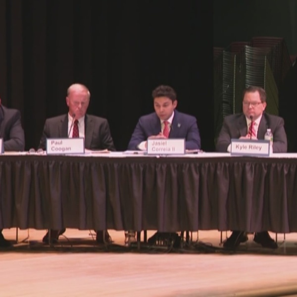Candidates in Fall River recall election square off in first debate
