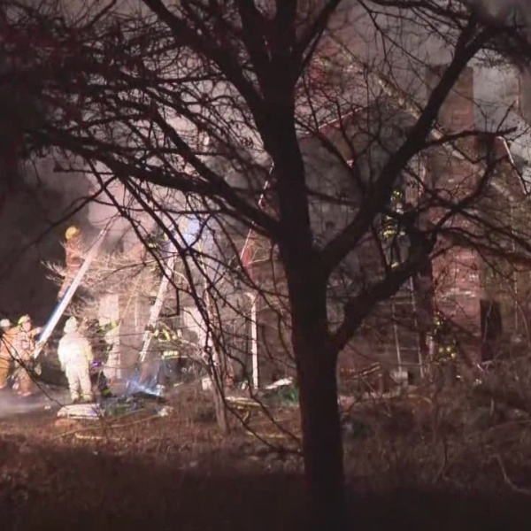 Cause of Glocester house fire under investigation