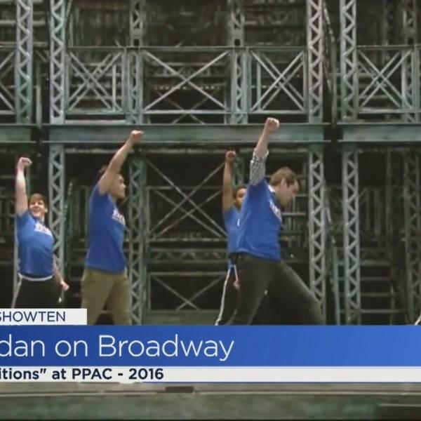 "Celebrating Ten Years: RS Throwback - Brendan on ""Broadway"""